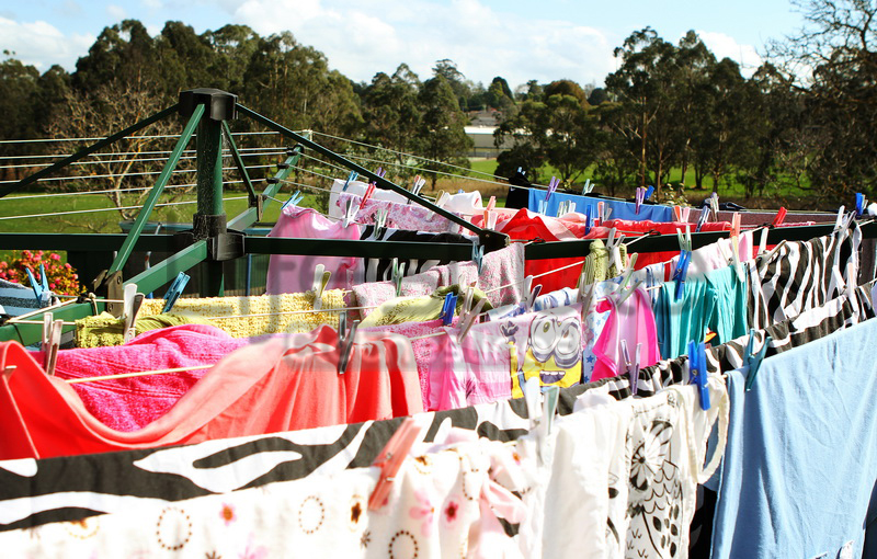 Clotheslines Powelltown 3797 VIC