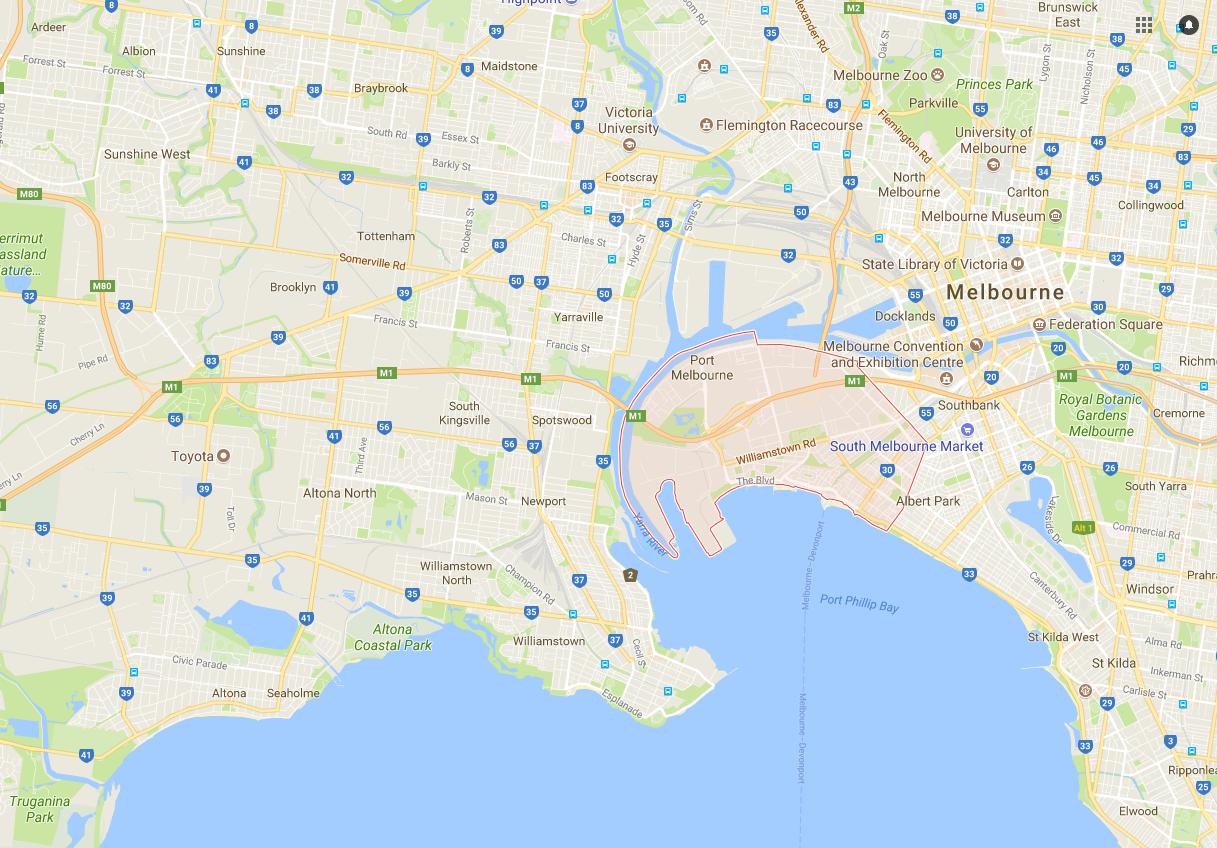 Clothesline Port Melbourne 3207 VIC