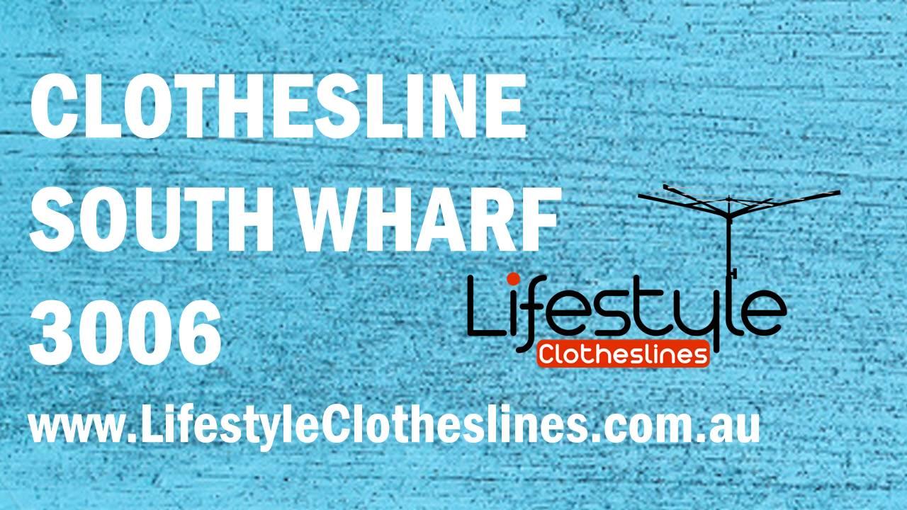 Clotheslines South Wharf 3006 VIC