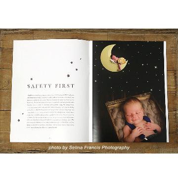 Newborn Photographer Welcome Guide