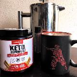 keto superfuel and coffee