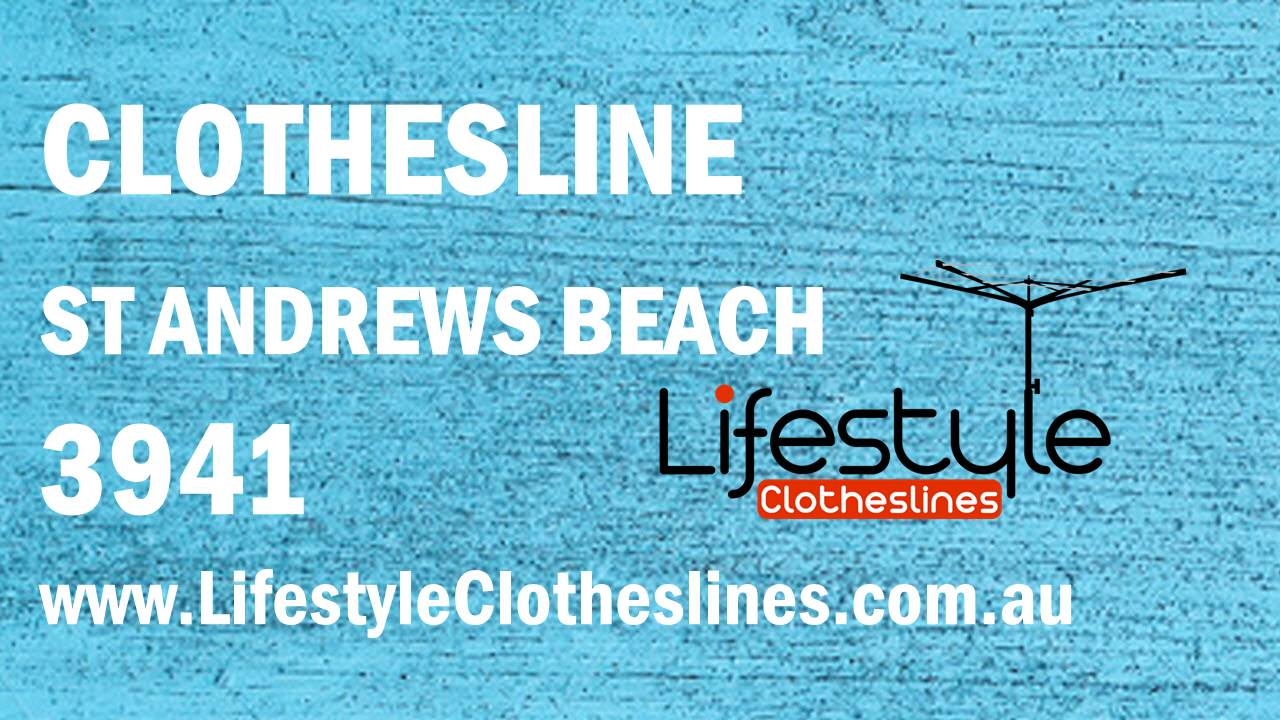 Clotheslines St. Andrews Beach 3941 VIC