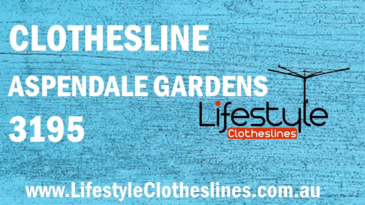 Clotheslines Aspendale Garden 3195 VIC