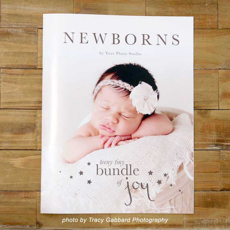 Newborn Photographer Welcome Guide