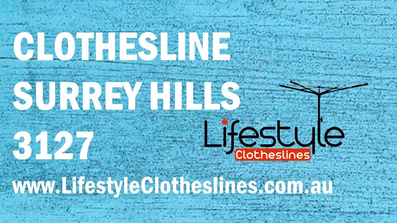 Clotheslines Surrey Hills 3127 VIC