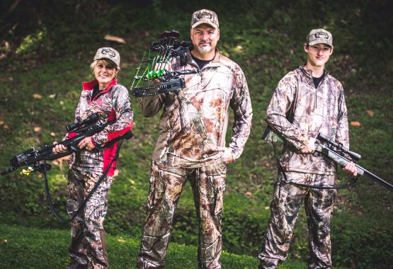 Full Range Outdoors