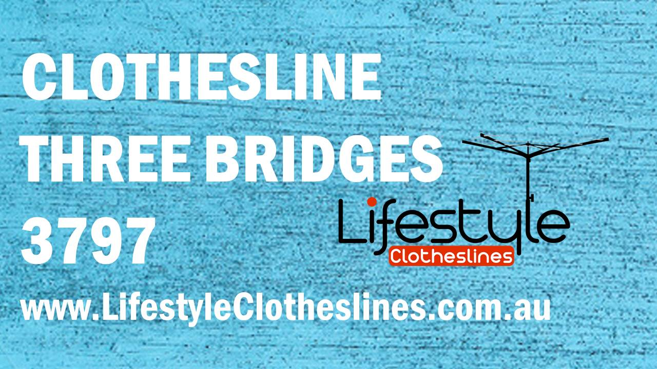 Clotheslines Three Bridges 3797 VIC
