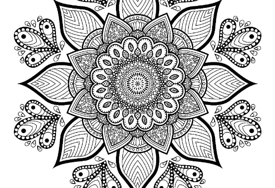 We Want To Teach You A Little Bit About The Sacred Circle While Also Giving Opportunity Experience Calming Effects Coloring Mandala Can