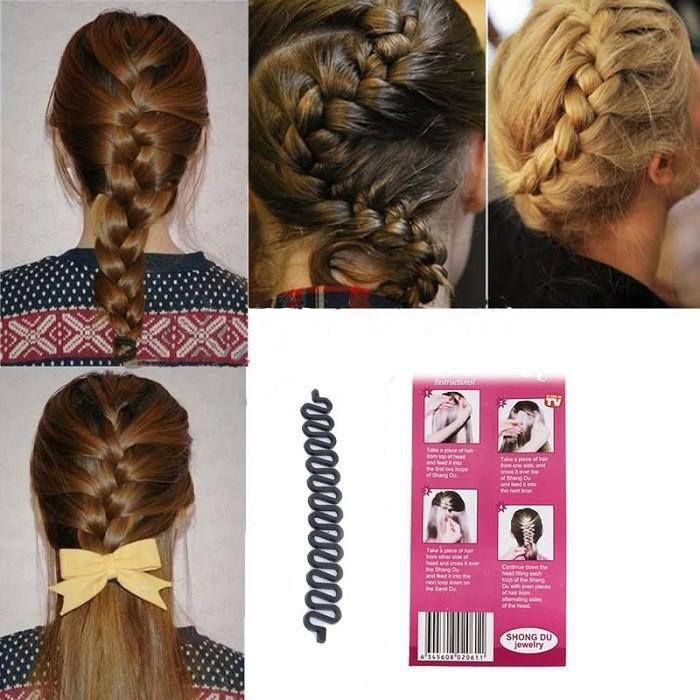 Magic Hair Braiding Styling Accessory
