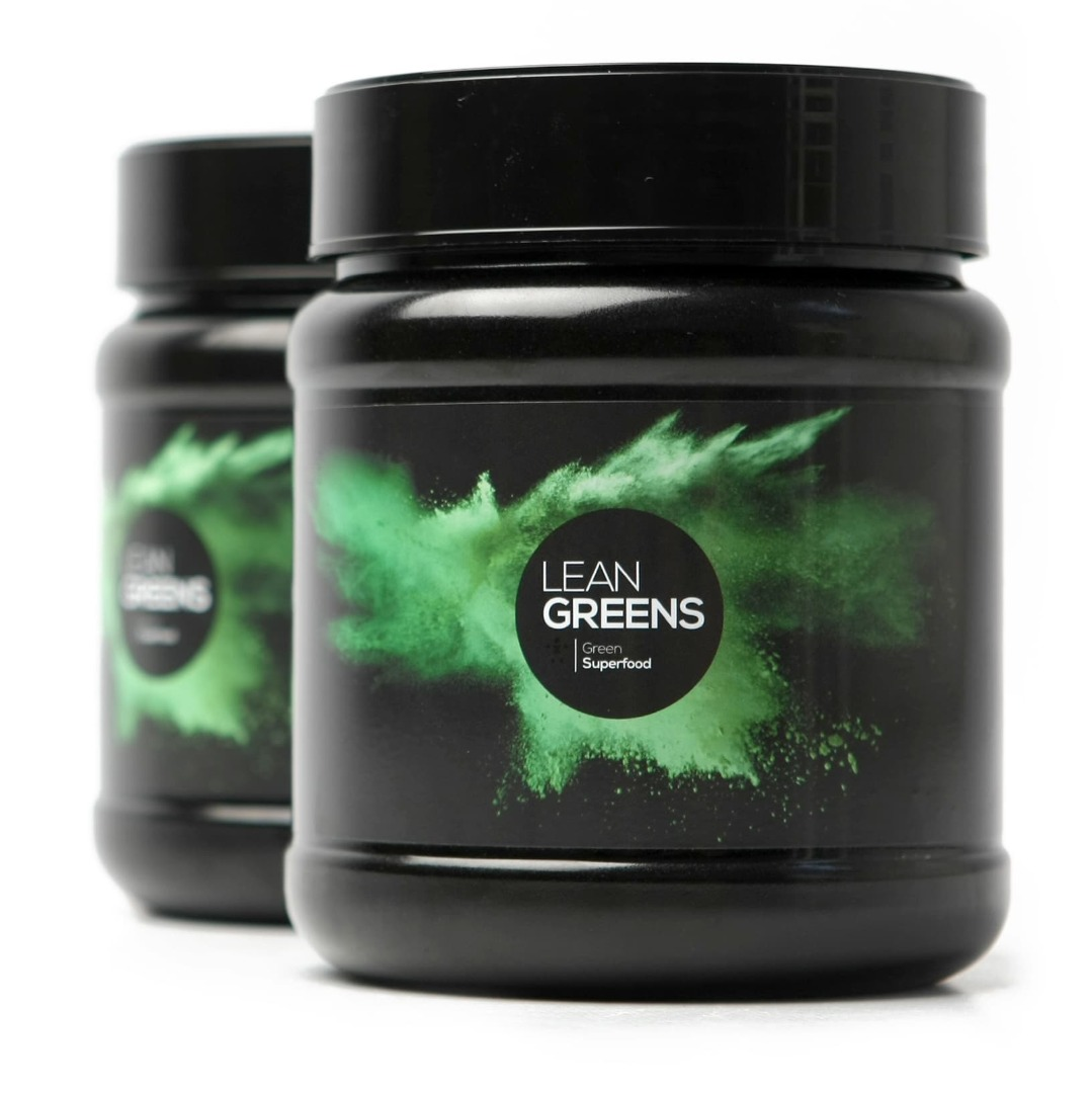 Super Greens Powder From Lean Greens