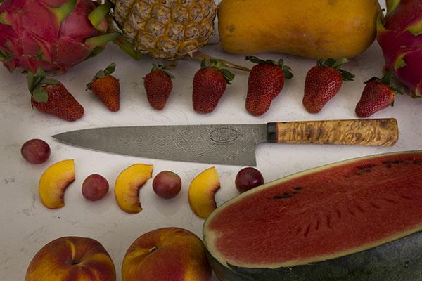 KNIVESMASTERS EXECUTIVE CHEF LINE – CHEF EXéCUTIF