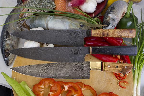 KNIVESMASTERS GRILL CHEF LINE – GRILLARDIN CHEF