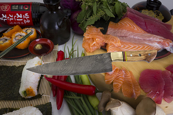 WHY THE KNIVESMASTERS GRILL CHEF LINE IS FOR YOU