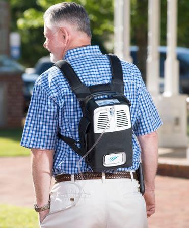 AirSep FreeStyle Portable Oxygen Concentrator POC