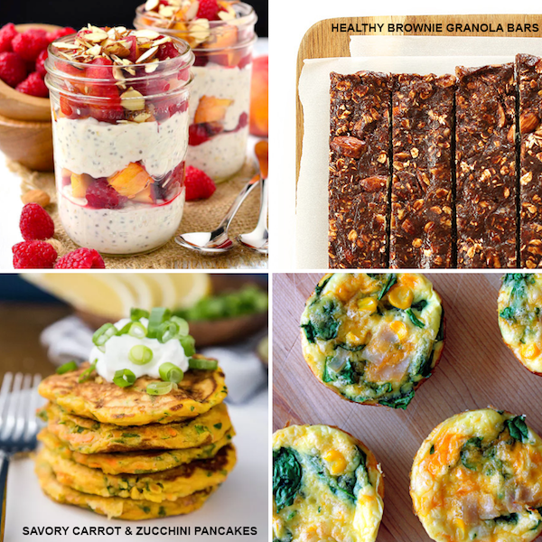 healthy brunch options