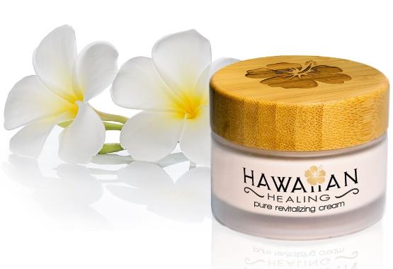 Pure Revitalizing Hawaiian Face & Body Cream