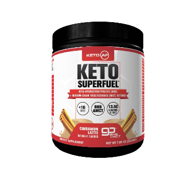 Keto Superfuel bottle with price
