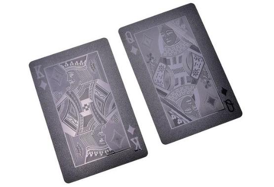 Black Diamond Playing Card