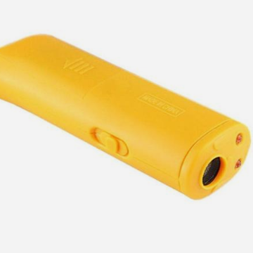 Anti Bark Device Yellow
