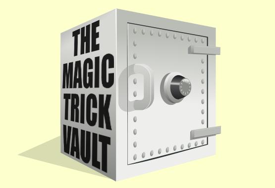 magic trick vault