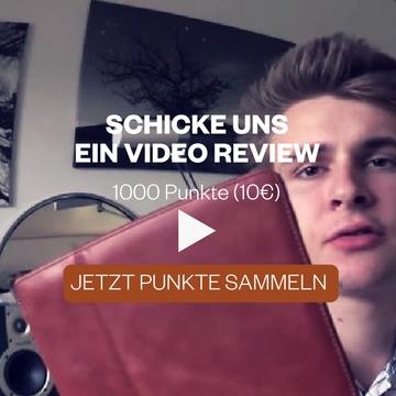 Schicke uns ein Video und erhalte 1000 Punkte