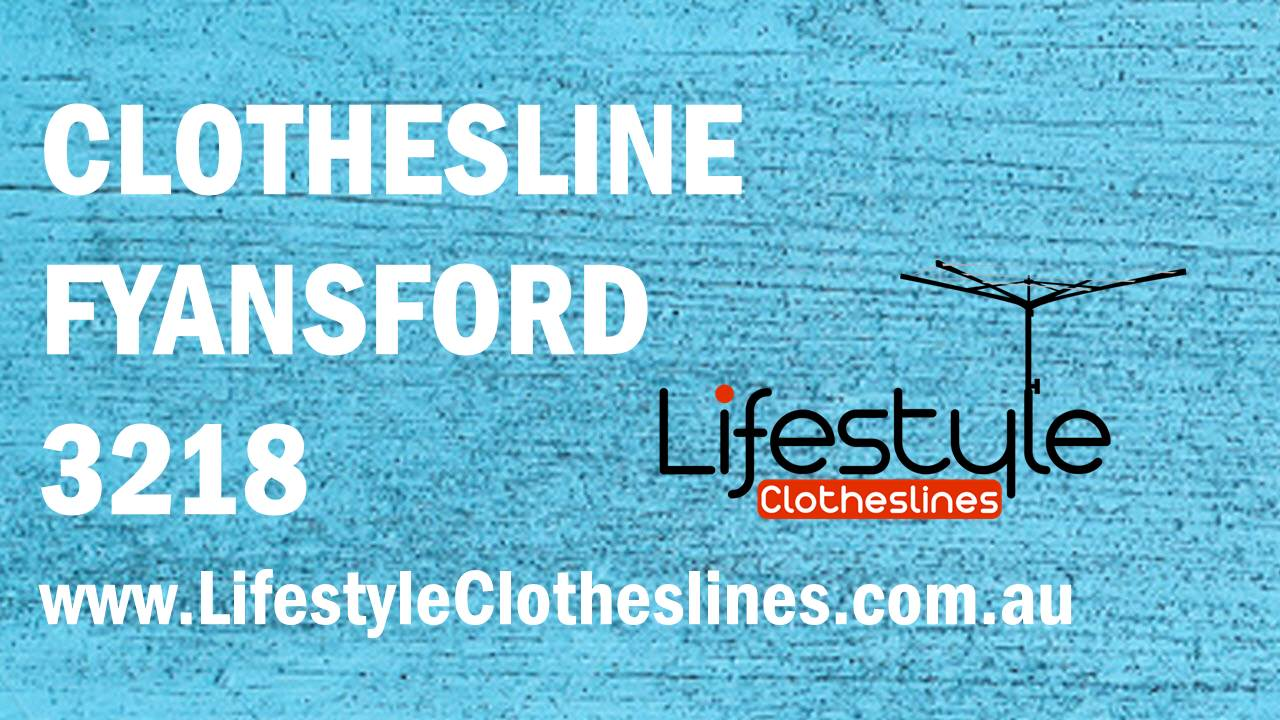 Clothesline Fyansford 3218 VIC