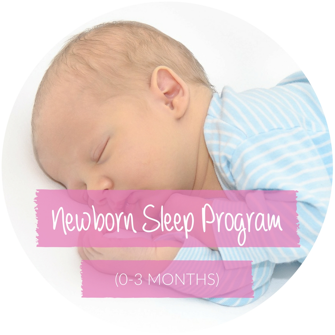 Newborn Sleep Program