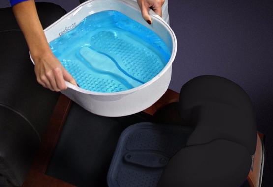 No Plumbing Pedicure Chairs / Plumb Free Pedicure Chairs