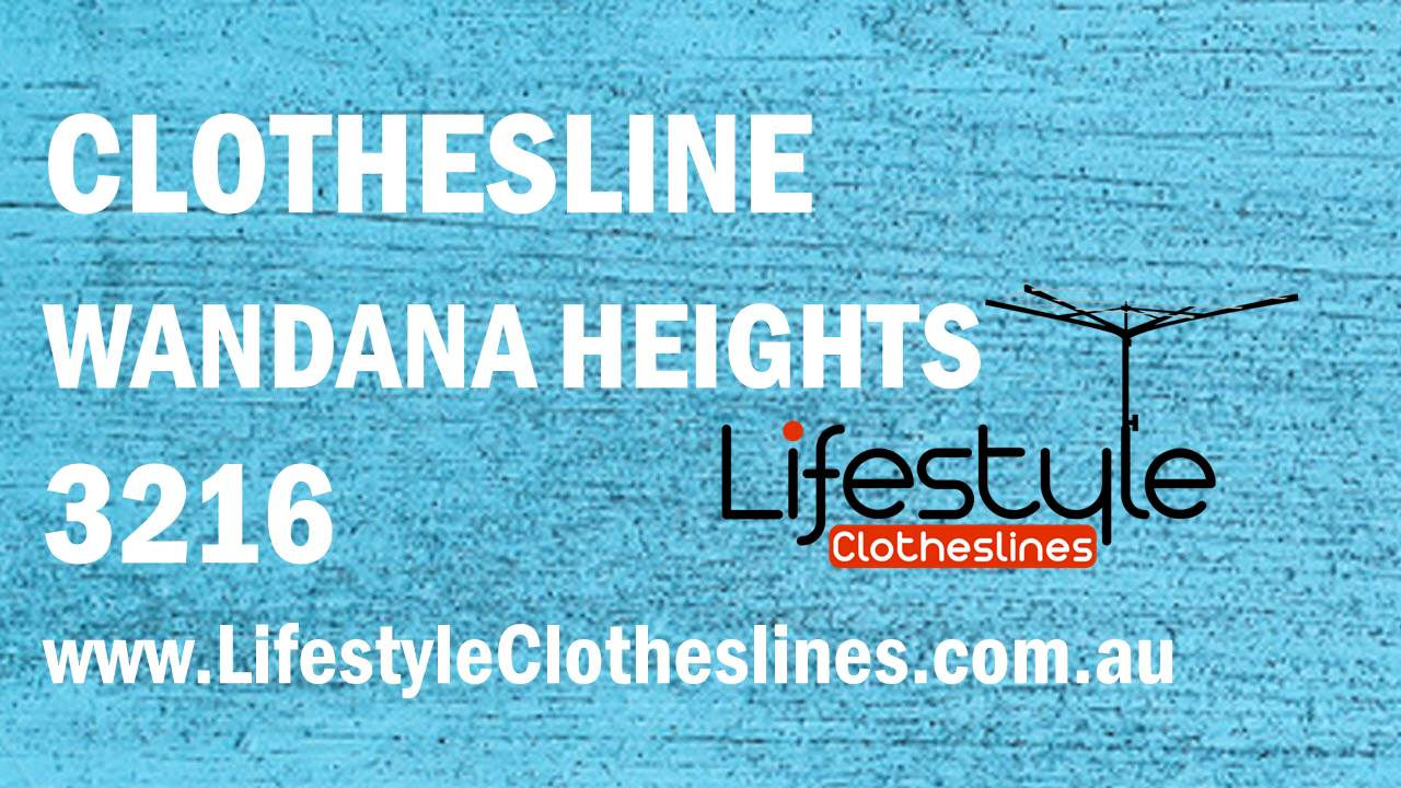 Clothesline Wandana Heights 3216 VIC