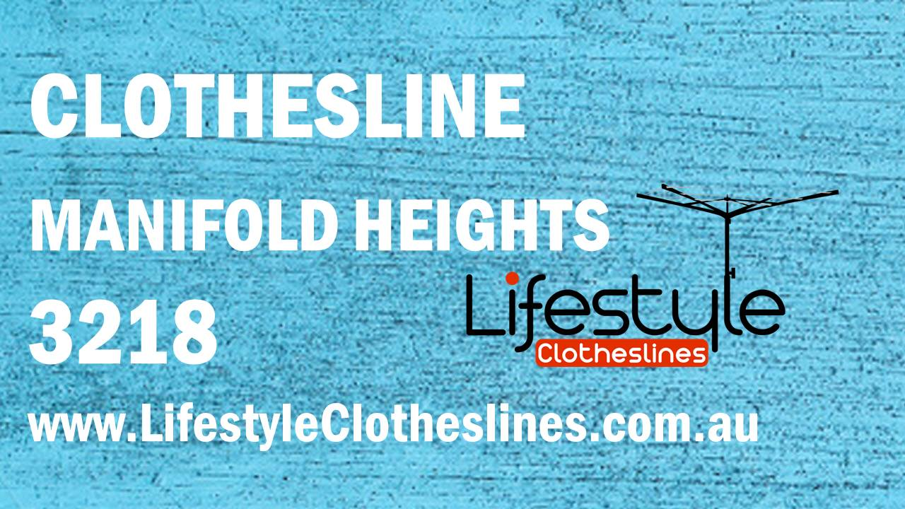 Clothesline Manifold Heights 3218 VIC