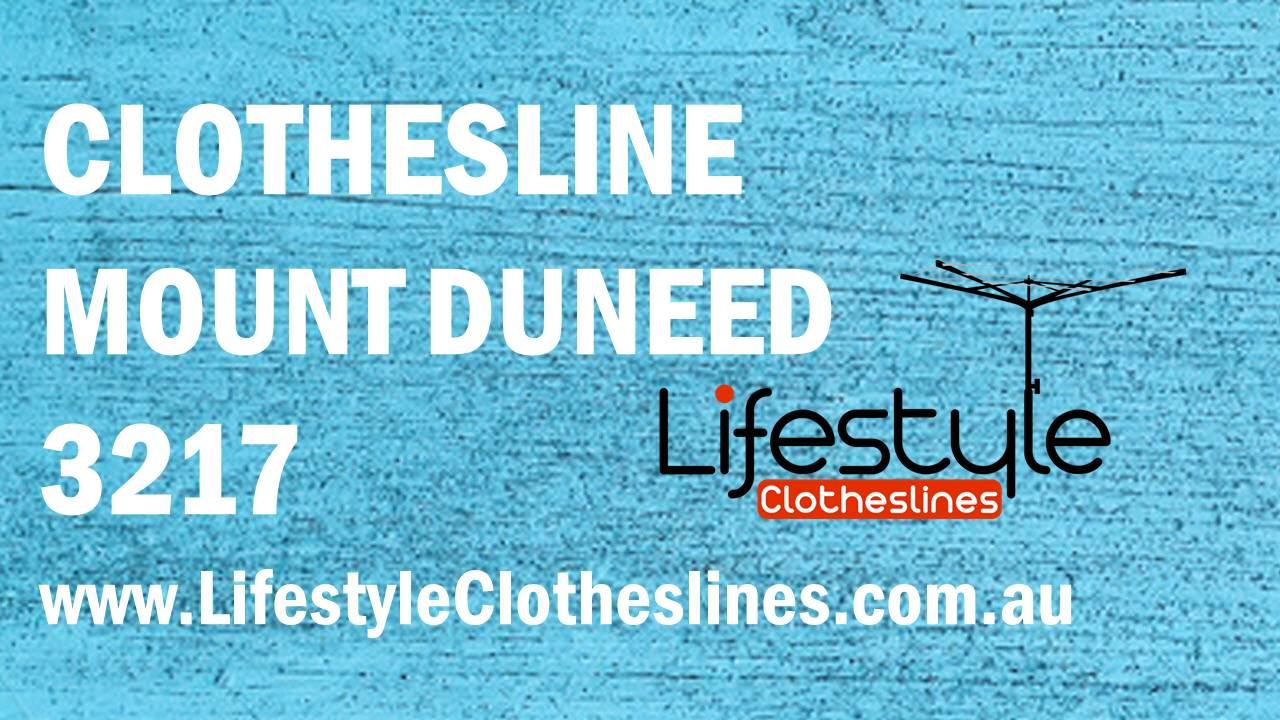Clothesline Mount Duneed 3217 VIC