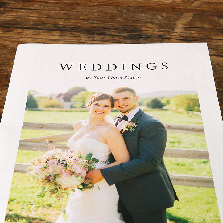 Weddings Welcome Guide Template
