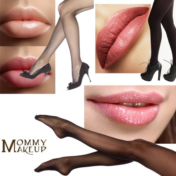 Lipcolor, Pantyhose and Tights. Oh my!