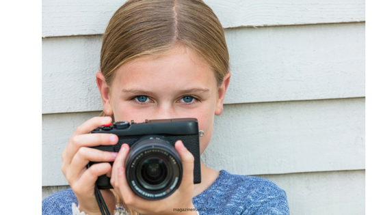 6 fun photography lessons for kids