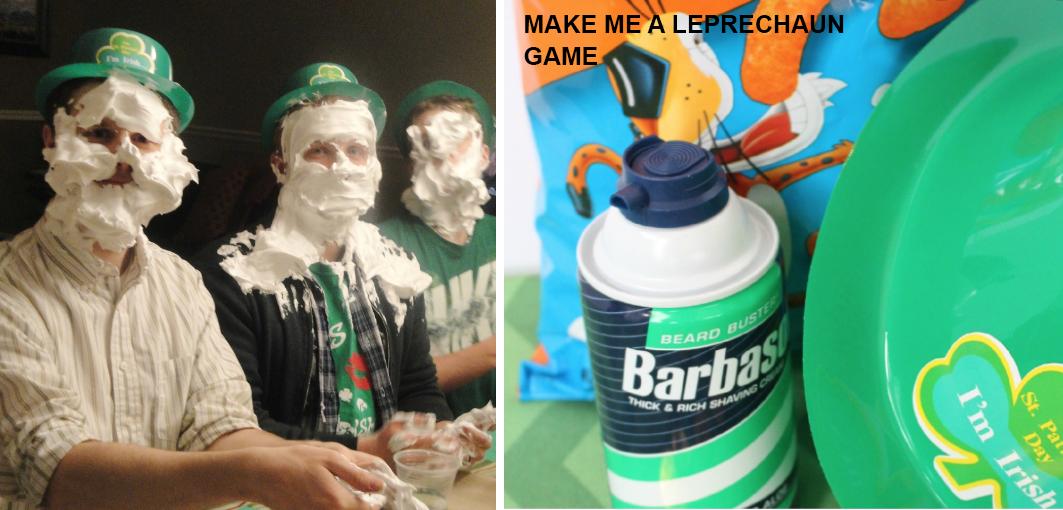 make me a leprechaun game