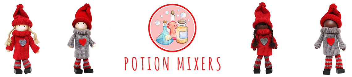 Potion Mixer Elves