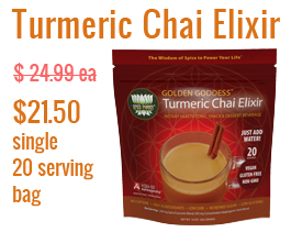 Turmeric Chai Elixir for Sale