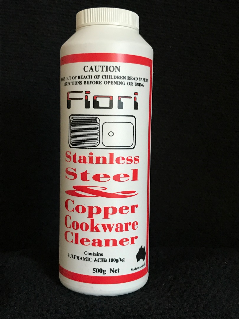 Fiori Stainless Steel Cleaner
