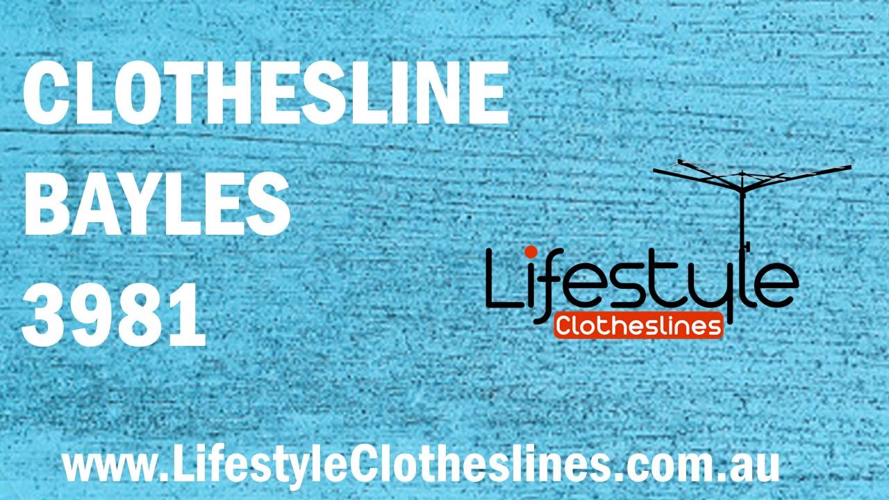 Clotheslines Bayles 3981 VIC