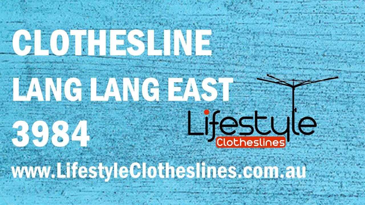 Clotheslines Lang Lang East 3984 VIC