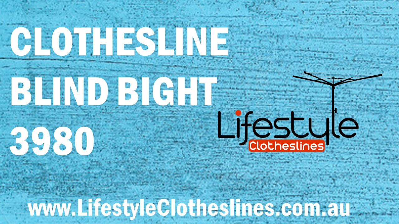 Clotheslines Blind Bight 3980 VIC