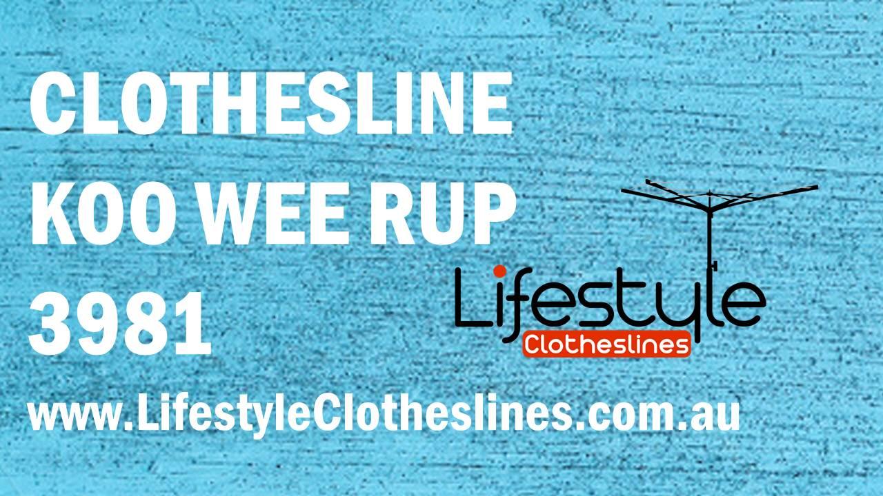 Clotheslines Koo Wee Rup 3981 VIC