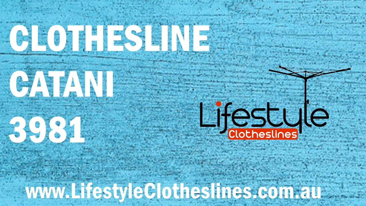 Clotheslines Catani 3981 VIC