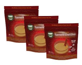 Turmeric Chai 3-Pack