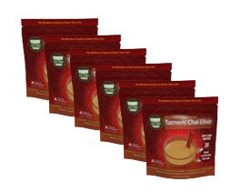 Turmeric Chai 6-Pack