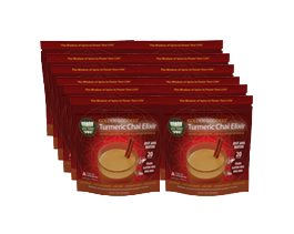 Turmeric Chai 12-pack