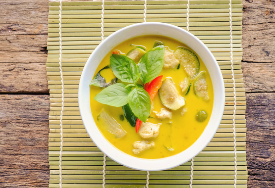 - Yellow Thai Curry - Ready Made Paleo Meal
