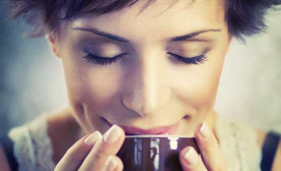 Enjoy Golden Goddess Chocolate Elixir - Just Add Water!