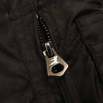 Flying Man Zipper On Left Arm Pocket