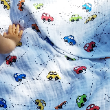 Roxie's House of Joy - Everything Baby & Toddler Blanket, Cars